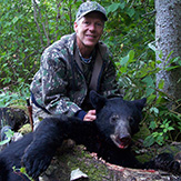 Black Bear Hunts at Eagle Lake Sportsmens Lodge